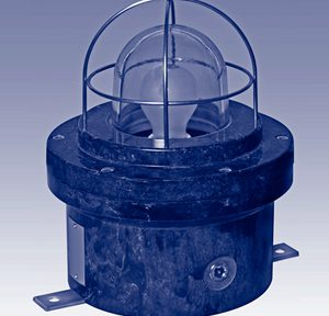 Взрывозащищенный световой оповещатель (мигающий) серии XB12, FB12 и FL12