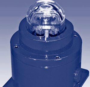 Взрывозащищенный световой оповещатель (мигающий) серии SM87 HXB, XBT, LU1, LU3 и LED