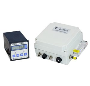 Z1030 — Zirconia Oxygen Analyser with Remote Sensor (Panel Mount)
