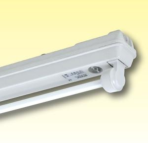 Светильник из полиэстера для влажных помещений без диффузора Серии 176…