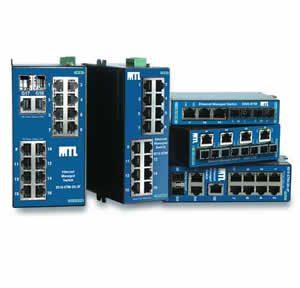 Managed Ethernet Switches
