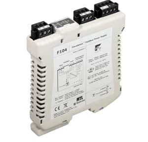 F101/102 Fieldbus power supply