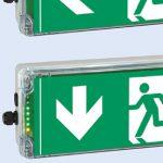 EXIT для зоны 1 и зоны 21 / Exit 2 для зоны 2 и зоны 22