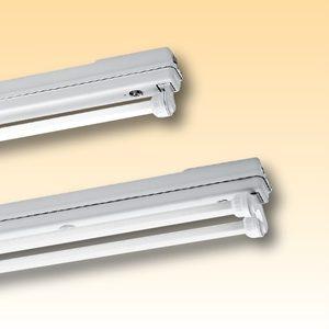 Полиэстерные аварийные светильники без диффузоров для помещений с повышенной влажностью Серии 175 …