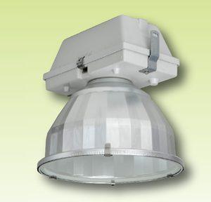 Подвесной светильник с отражателем, с высокой степенью защиты IP65 и изоляцией II класса Серия 3521 — 3551…