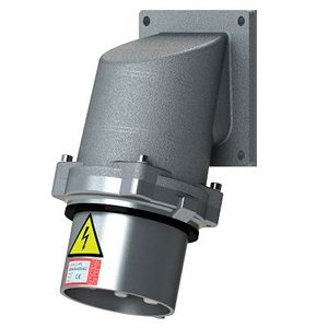 Panel Mounted Inlet (Angled) MCPA