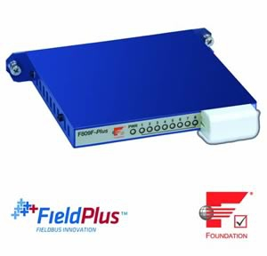F809F-Plus Fieldbus Diagnostics Module