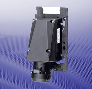 Элементы монтажа коммутационных устройств на стенах, решетках, трубах, в том числе квадратных