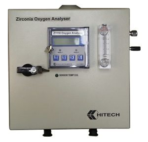 Z1110 — Rapid Response Zirconia Oxygen Analyzer (Wall Mount)