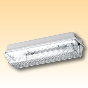 Малый ударопрочный аварийный светильник Серии 130/131… B/D