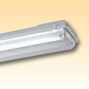 Аварийный светильник из полиэстера для помещений с повышенной влажностью (класс изоляции I) Серии 163/164…