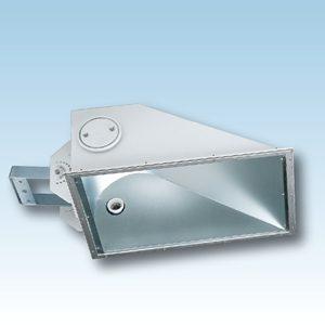 Ассиметричный плоский прожектор для ламп мощностью до 2000 Вт Серии 7574…