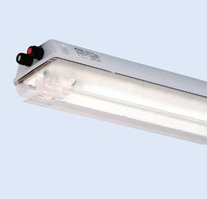 Взрывозащищенные светильники nLLK 09 18 Вт ? 58 Вт для температуры окружающей среды до 60 °C (Зоны 2 и 22)