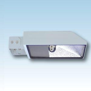 Простой компактный прожектор Для ламп до 230 Вт с ассиметричным световым потоком серии 7571…