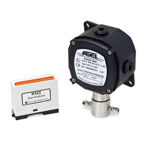 K522 — Thermal Conductivity (TCD) Gas Sensor for Hydrogen (H2), Helium (He), Argon(Ar) applications