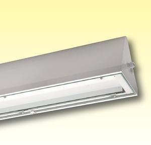 Светильники из листовой стали для пыльных помещений Серии 187/188…