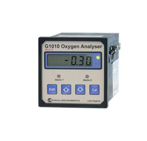 G1010 — Galvanic Oxygen Gas Analyzer (Panel Mount)
