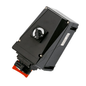 GHG 511 4707 R0003 Розетка настенная 7-контактная (6 pole + PE) до 500 В, до 20 А