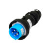 Штекер GHG511 4-контактный 250В/16А взрывозащищенный