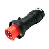 GHG 512 7506 R0001 Штекер 5-контактный 200-250 В/380-415 В 32 А