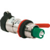 eXLink разъем штекерный 4-контактный GHG5743110R1002