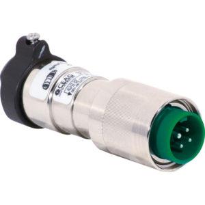 GHG 574 7110 R1002 eXLink разъем штекерный 4-контактный