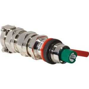 GHG 574 3210 R4001 eXLink разъем штекерный 4-контактный