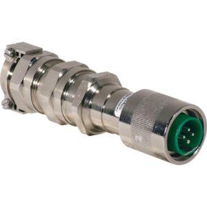 eXLink разъем штекерный 4-контактный