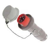 GHG 510 1901 R0002 защитная крышка на штекер 16 А 4 pole