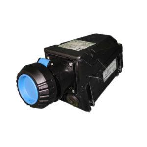 GHG 511 4306 R0002 Розетка 3-контактная 200-250 B 16 А без кабельных вводов (2 отверстия с резьбой М20)