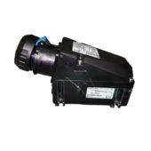 GHG 511 4304 R0002 Розетка 3-контактная 110-130 B 16 А без кабельных вводов (2 отверстия с резьбой М20)