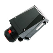 GHG 512 4407 R0501 Розетка 4-контактная 480-500 В 32 А со вспомогательным контактом