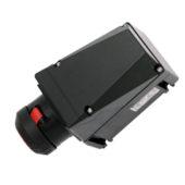 GHG 511 4406 R3001 Розетка 4-контактная 380-415 B 16 А под металлические кабельные вводы