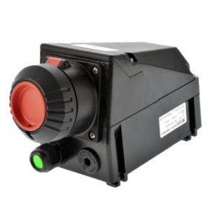 GHG 511 4506 R0001 Розетка 5-контактная 200-250 В/380-415 В 16 А