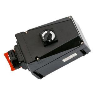 GHG 511 4707 R3003 Розетка настенная 7-контактная (6 pole + PE) до 500 В до 20 А под металлические кабельные вводы
