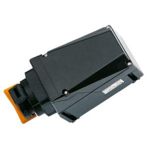 GHG 511 4905 R3001 Розетка настенная 21-контактная до 250 В, до 10 А, под металлические кабельные вводы