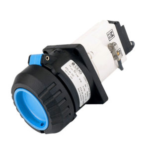 GHG 511 8409 R0001 Розетка фланцевая 4-контактная 200-250 В 16 А