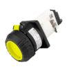 Розетка фланцевая GHG511 3-контактная 110-130В/16А взрывозащищенная