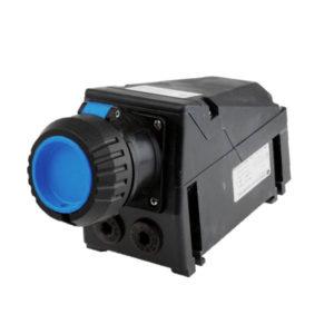 GHG 512 4409 R3001 Розетка 4-контактная 200-250 B 32 А под металлические кабельные вводы