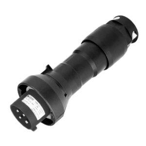 Штекер GHG512 4-контактный 600-690В/32А взрывозащищенный
