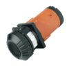 Розетка фланцевая GHG512 4-контактная 600-690В/32А взрывозащищенная