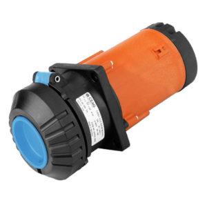 GHG 512 8409 R0001 Розетка фланцевая 4-контактная 200-250 В 32 А