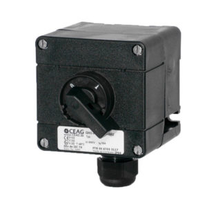 Пост управления GHG41181 переключатель взрывозащищенный