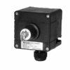 Пост управления GHG41181 ключ-выключатель взрывозащищенный